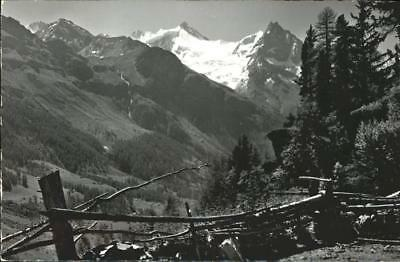 11308340 Zinal Rhone Rothorn le Besso Zinal
