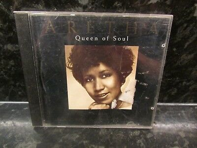 THE VERY BEST OF ARETHA FRANKLIN CD - QUEEN of SOUL - 24 HITS