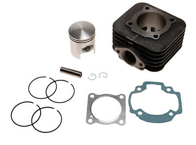 TMP Cylindre kit, Cylinder kit, 70ccm 47mm Piaggio Sfera Storm Typhoon Zip Base