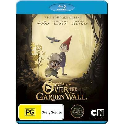 Over the Garden Wall Blu-ray Region B New