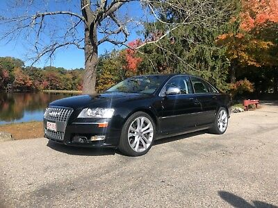 2008 Audi S8  2008 Audi S8 v10 well maintained