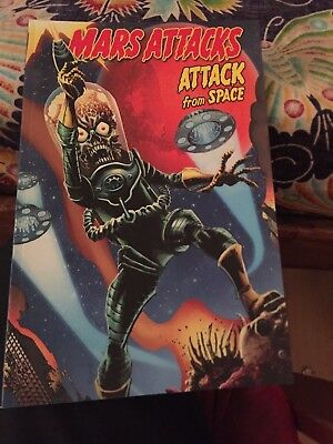 MARS ATTACKS/ ATTACK FROM SPACE/VF neuf