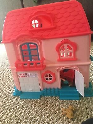 Plastic Furniture Doll House  Toy Set for Kids