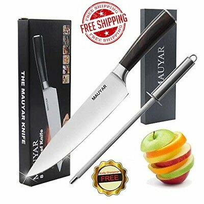 Chef Knife - Professional 8 Inch Chef's Knife German High Carbon Stainless Steel