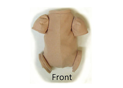 "Doe Suede Body for 17-18/"" Dolls 3//4 Jointed Arms Full Unjointed Front Legs #1620"