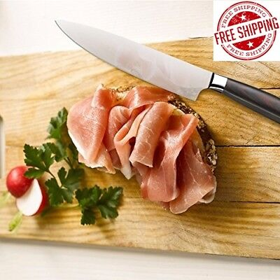 Limeng Chef's Knife, 8-Inch Chef's Knife High Carbon Stainless Steel Sharp Knife