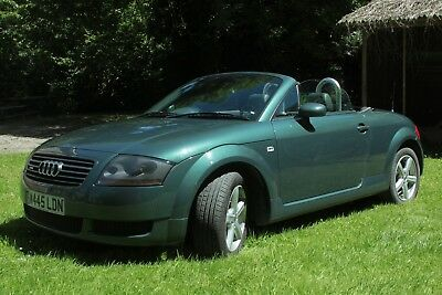 2000 Audi Quattro Tt Convertible Roadster  180 Bhp Fsh  Excellent Throughout