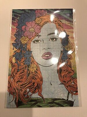 Chuck Sperry Oracle Blotter Art Print Signed and Numbered #/150 Shakedown