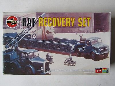 AIRFIX 03305 - RAF Recovery Set in OVP 1/72