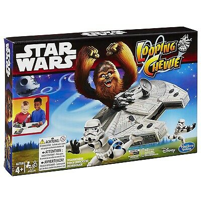 Hasbro B2354100 - Looping Chewie Star Wars Edition, Looping Louie