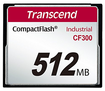 Transcend Information 512mb Compact Flash Card Cf300 Cf Card