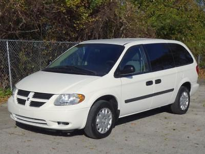 2007 Dodge Grand Caravan C/V CARGO MINIVAN ORIGINAL 44K Mls! LOW MILES COLD AC CD-PLAYER RUNS DRIVES GREAT COMMERCIAL UTILITY VAN RAM CV