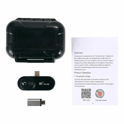 Thermal Infrared Imager Support Video Pictures Recording Imaging Camera