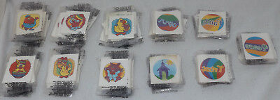 Easter Religious Temporary Tattoos WWJD Peace Bunny Rabbits Eggs+ Lot of 180