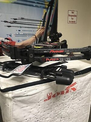 Parker Crossbow Bow MP-315 Crossbow Package w/Multi Reticle Scope #16135