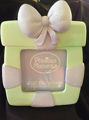 Precious Moments BIRTHDAY PACKAGE PHOTO FRAME 3 x 3