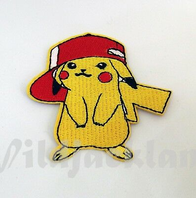 Pokemon Pikachu PATCH Aufnäher