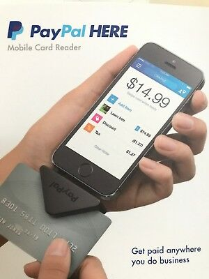 PayPal Here Mobile Card Reader