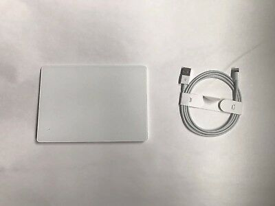Apple Magic Trackpad 2 (Wireless, Rechargable) - Silver Model A1535