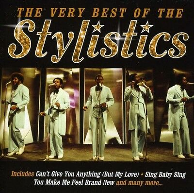 The Stylistics - The Very Best of The Stylistics CD NEW