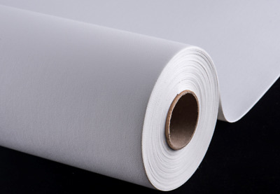"""Hot Sale Inkjet Matte Cotton Canvas Roll 24""""x60ft 370gsm for HP/EPSON/CANON"""