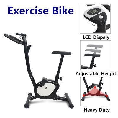 Stationary Bicycle Cycling Exercise Bike Fitness Cardio Workout Gym Indoor Home