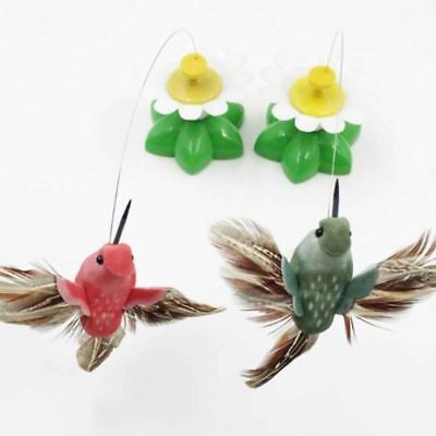 Funny Pet Cat Play Kitten Toys Electric Rotating Hanging Bird Selling Unique