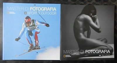 Master di Fotografia vol. 15-16 National Geographic