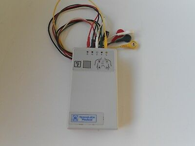 Spacelabs Digital Telemetry Transmitter 90341-50 Ch.No.429.+ Cables Free UK P&P.