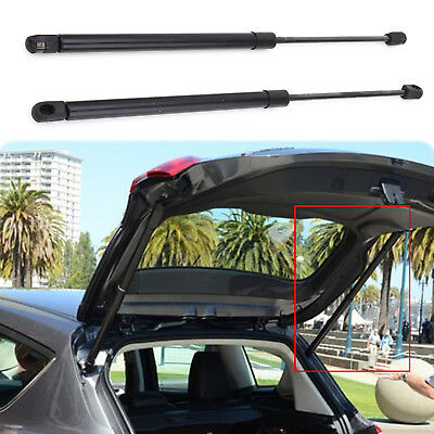 2x gas struts tailgate boot holders For Ford Focus MK2 2004-2010 4M51A406A10AB