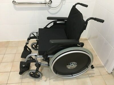 Portable Wheelchair---- Ultra Lightweight