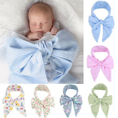Newborn Baby Girls Boys Bow-knot Decors Costume Photo Photography Props