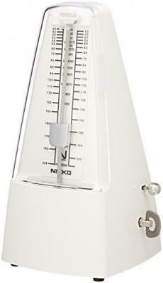 New NIKKO Standard White Metronome 221 Japan with Tracking F/S