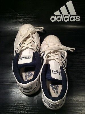 99466361171 adidas Superstar 2G Men s US 6.5 SS2G leather sneakers rare vintage old  stock