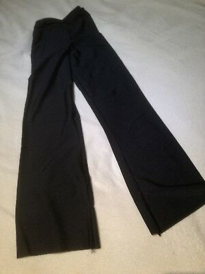 1st POSITION DANCE PANTS  BLACK ,  SIZE 6-8 years,    BRAND NEW IN BAG  FREE P&P