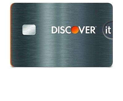 $25 Cash from me + $100 Discover IT Credit Card Cashback Referral Bonus