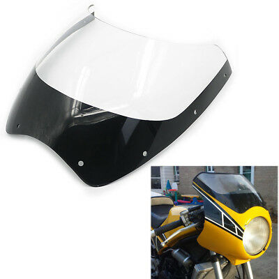 Windscreen Windshield For Yamaha RD250 RZ350 RZ250 RD350LC RD250LC RZ RD Clear