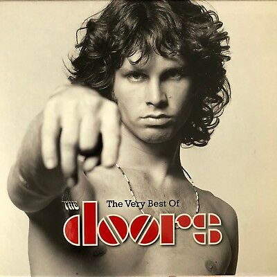 The Very Best Of The Doors CD 34 Tracks on 2 CD's