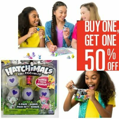 Buy 1 Get 1 50% Off! (Añade 2To Carrito Compra) Hatchimals Colleggtibles