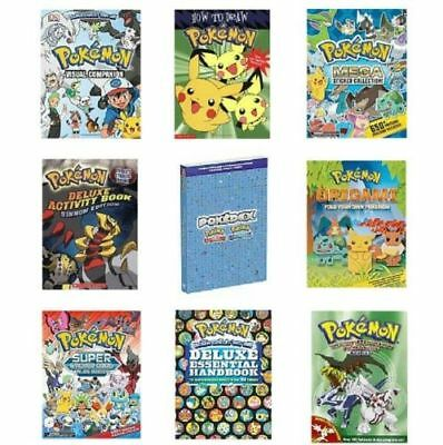 Pokemon Libros