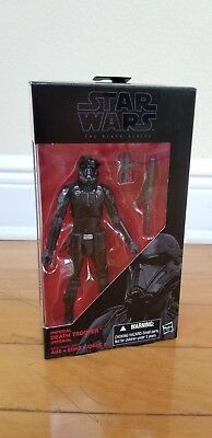 """Star Wars the Black Series Rogue One Imperial Death Trooper 6"""" Action Figure #25"""