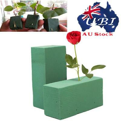 Floral Foam Brick Block Dry Flower Bouquet Ideal Holder Storage Garden DIY Craft