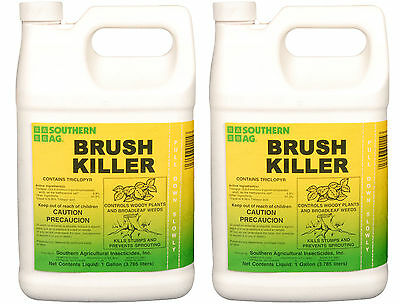 SouthernAG Brush Killer (Generic Garlon) Triclopyr 8.8% - 1 Gal 2 Pack