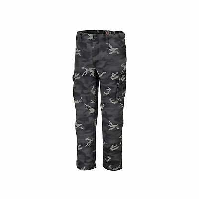 Beta Camouflage Trousers, Multipocket Style Small 075050248 75050248
