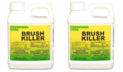 Brush Killer (Generic Garlon) Triclopyr 8.8% - 1 Pint - 2 Pack