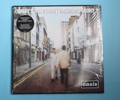 Oasis - (What's The Story)Morning Glory? (Remastered) Vinyl Lp + Download New