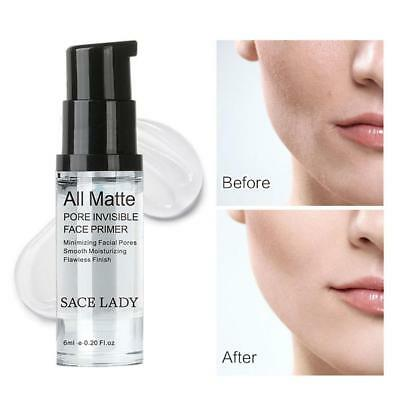 LADY Face Natural Matte Make Up Foundation Pores Invisible-long New