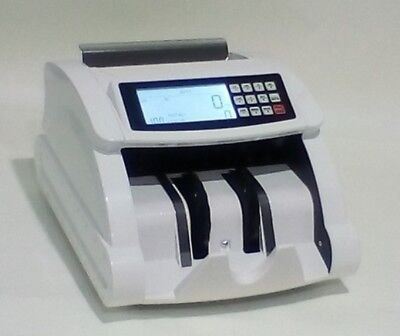 AUSCOUNT MONEY COUNTER/ VALUER  AUS5700RV + RECHARGEABLE  was $945 Now $795
