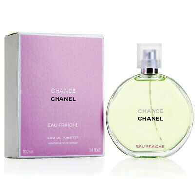 Chanel Chance Eau Fraiche 100ml Spray