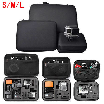NEW Carry Storage Box Bag Shockproof Camera Protective Case for Gopro Hero 4/5/6